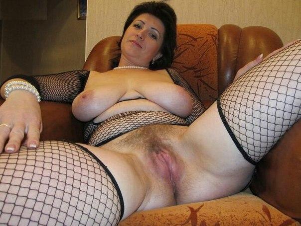Красивая женщина в годах порно