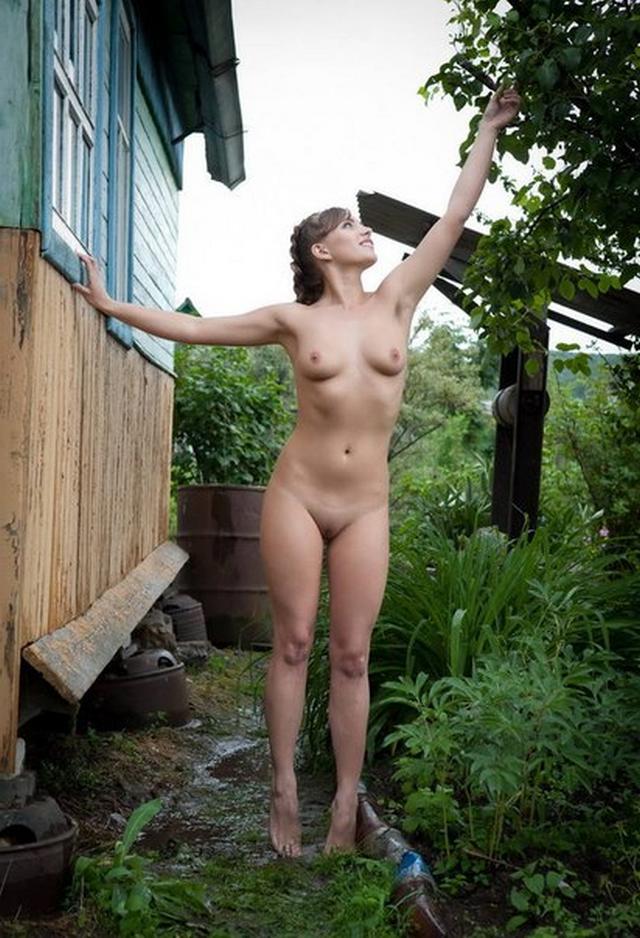 Фото дачное порно
