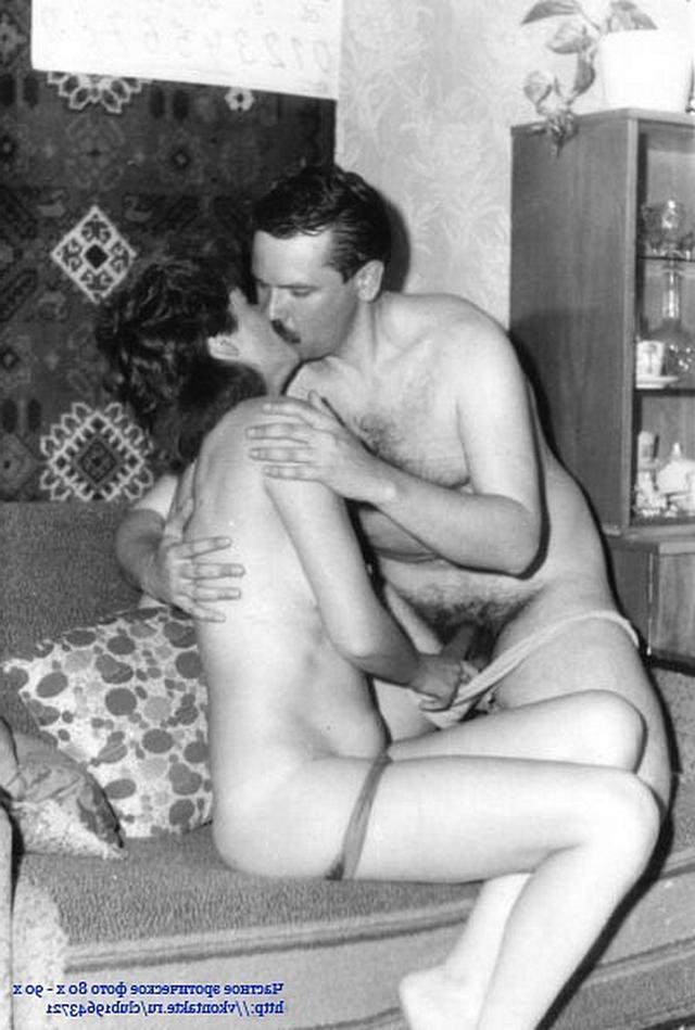 Порно фото советского периода